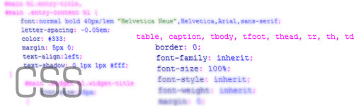 Ten things you should know about CSS (that I wish I knew when I started)
