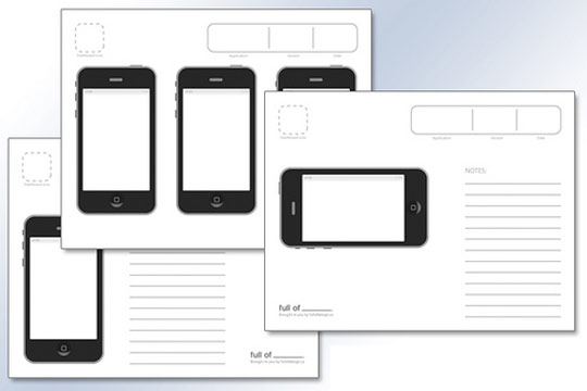 printable - Prototype Ipad App