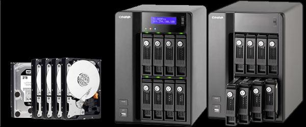QNAP TS-809 Pro NAS
